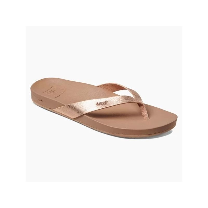 Chanclas Reef: CUSHION BOUNCE COURT (ROSE GOLD)