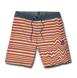 Bañador Volcom: AURA STONEY 19 (YELLOW ORANGE)