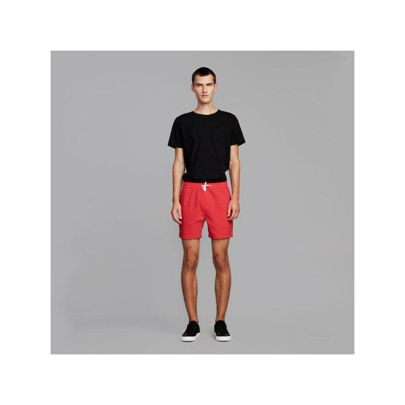 Bermuda Makia: ASTERN HYBRID SHORTS (RED)