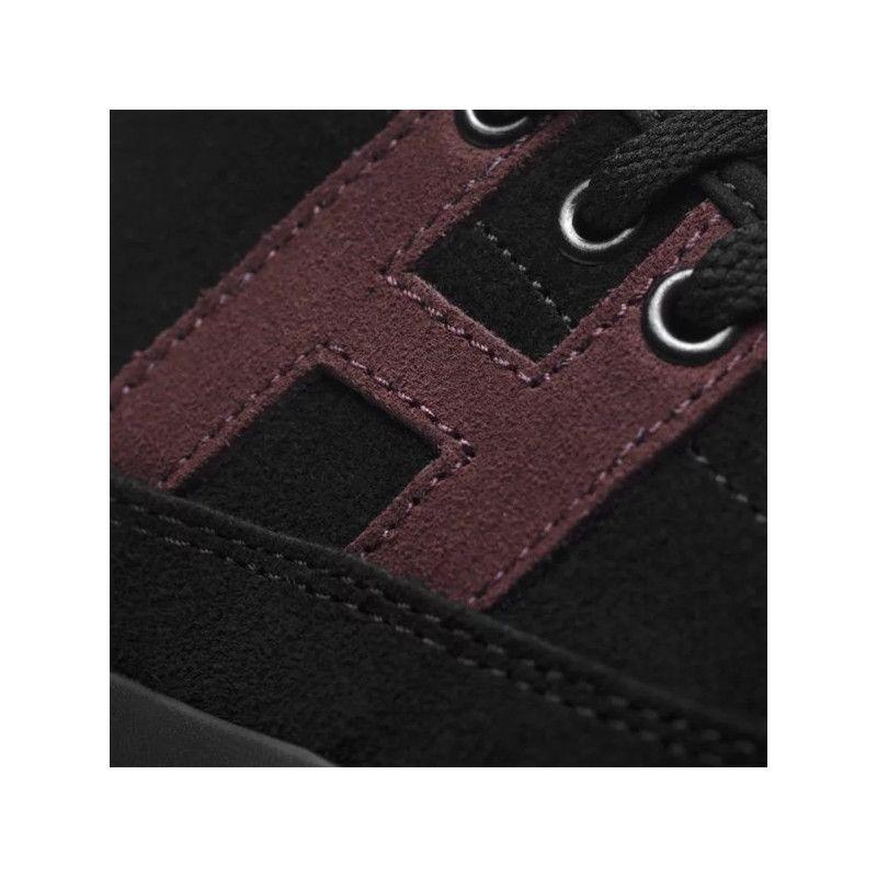 Zapatillas HUF: HUPPER 2 LO (BLACK)
