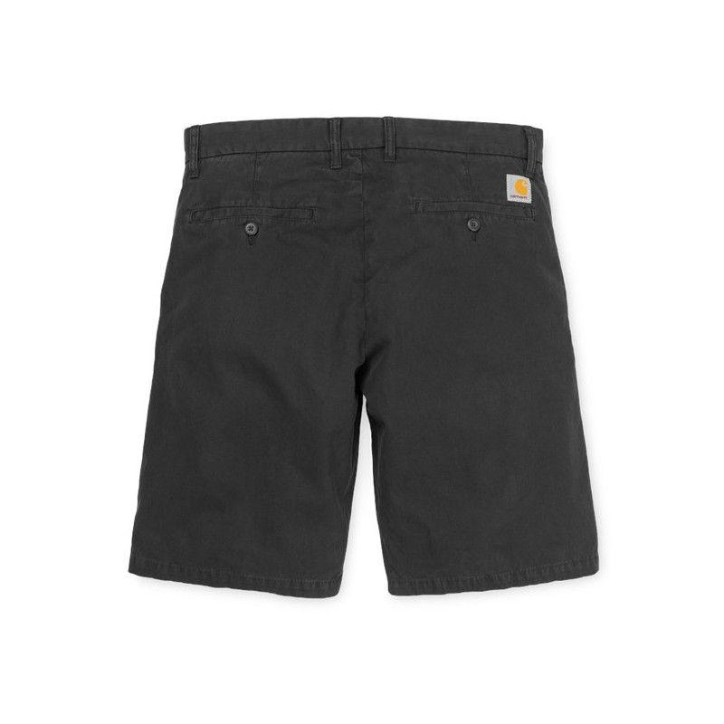 Bermuda Carhartt: Johnson Short (Black)
