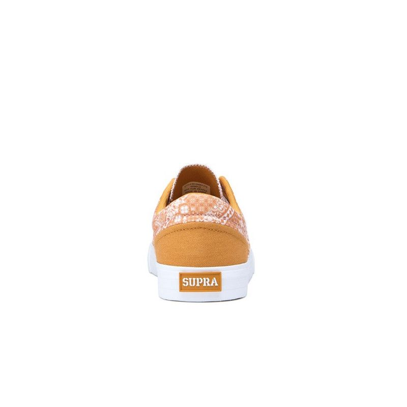 Zapatillas Supra: COBALT (DESERT PRINT WHITE)