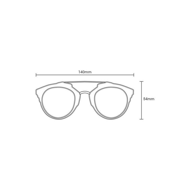 Gafas Carve: GRIFFIN (Matt Tort Pola Revo 2381 PRP02)