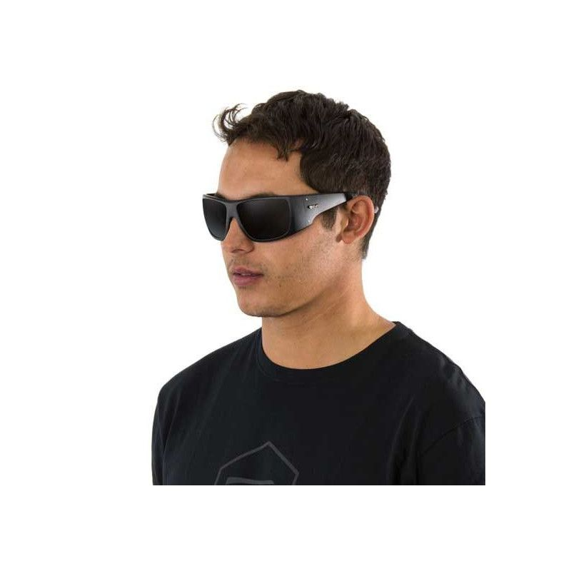Gafas Carve: N 13 (Matt Blk Streak Pola 2430 PRP01)