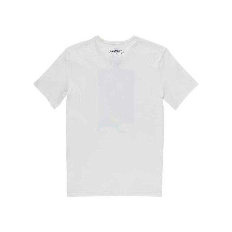 Camiseta Element: JAAKKO CAT SS (OFF WHITE)