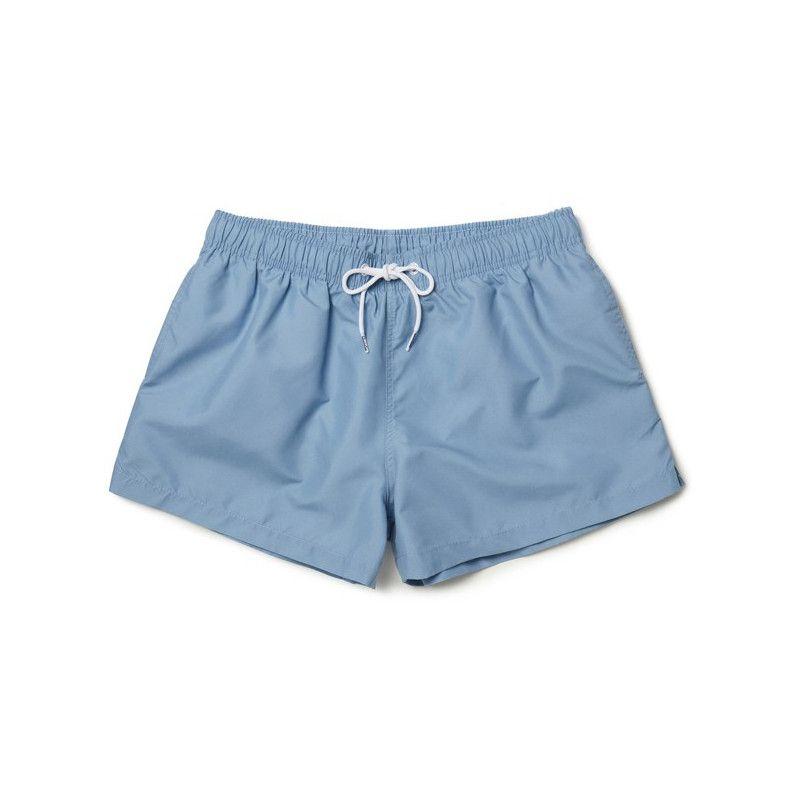Bañador Boardies: BS420 Shortie (Light Blue)
