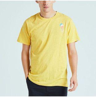 Camiseta Tiwel: Ice Baby (Ochre)
