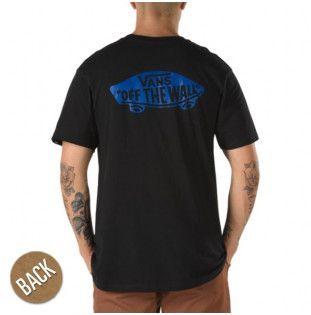 Camiseta Vans: OTW CLASSIC (BLACK SURF THE WEB)
