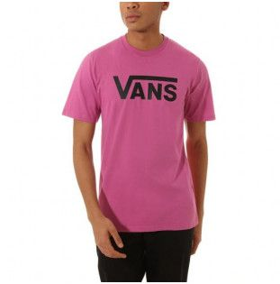 Camiseta Vans: VANS CLASSIC (ROSEBUD BLACK)