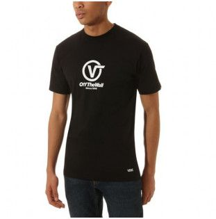 Camiseta Vans: DISTORT PERFORMAN (Black) Vans - 1