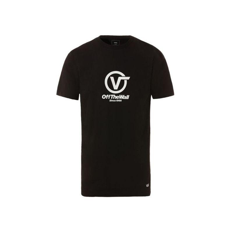 Camiseta Vans: DISTORT PERFORMAN (Black)