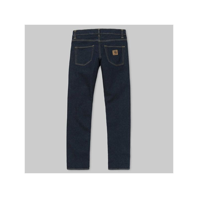 Pantalón Carhartt: Klondike Pant (Blue Rinsed)
