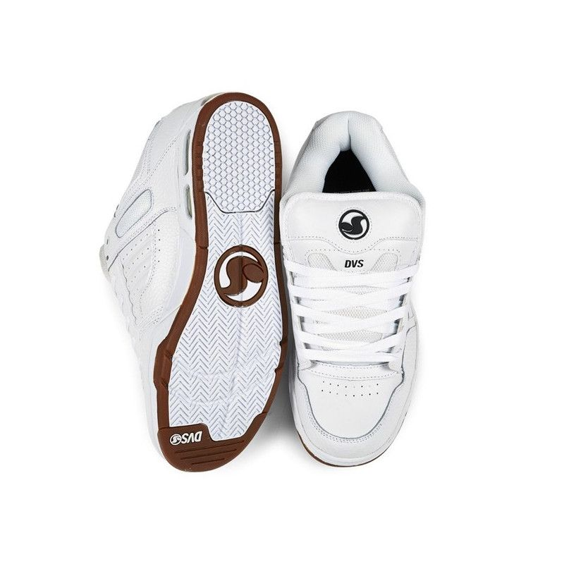 Zapatillas DVS: ENDURO HEIR (WHITE GUM NUBUCK)