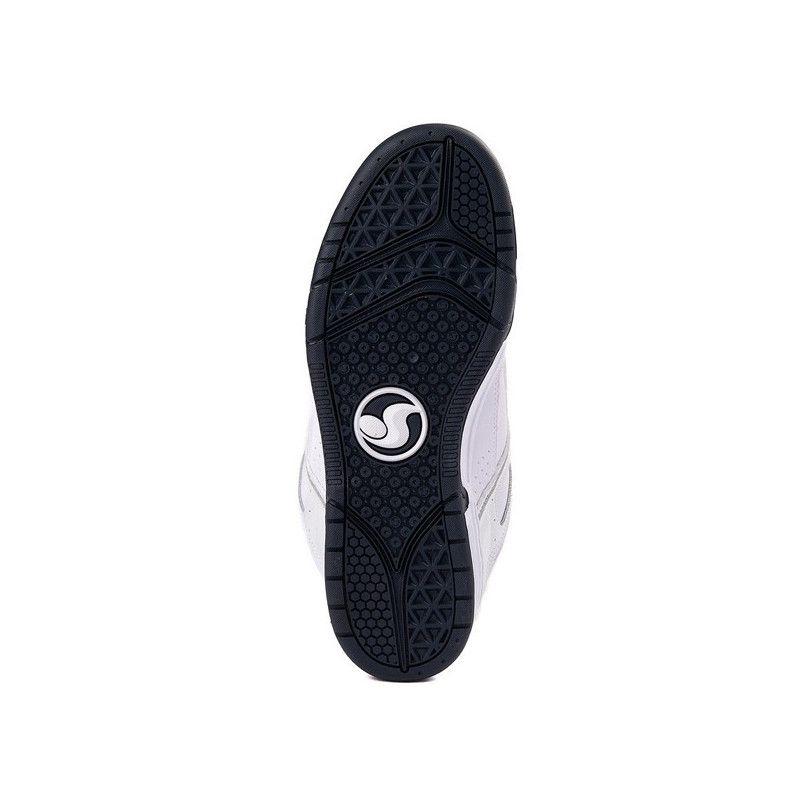 Zapatillas DVS: COMANCHE (WHITE NAVY NUBUCK)