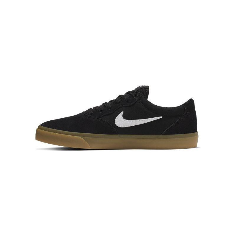 Zapatillas Nike: CHRON SLR (BLK WHT BLK BLK)