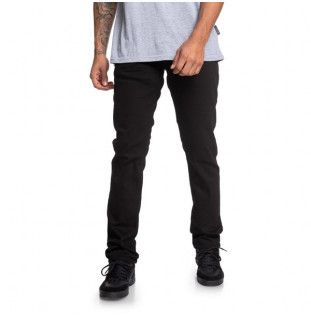 Pantalón DC Shoes: WORKER STRAIGHT (BLACK RINSE) DC Shoes - 1