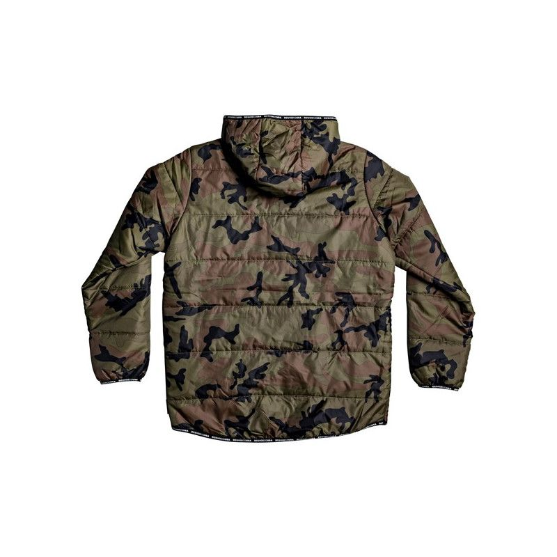 Chaqueta DC Shoes: CONINGSBY (CAMO)