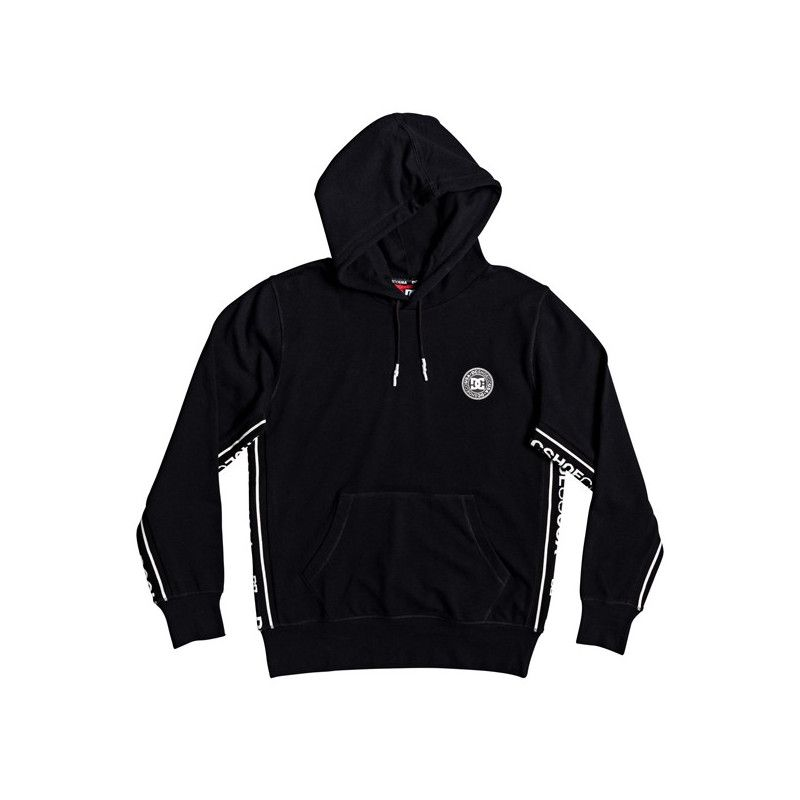 Sudadera DC Shoes: PRESNEN PH (BLACK)