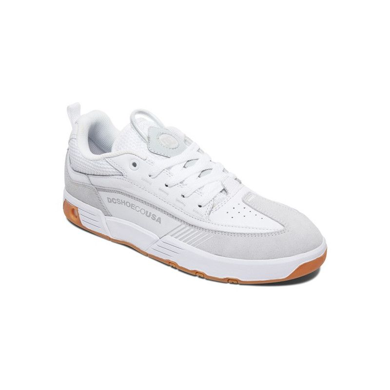 Zapatillas DC Shoes: LEGACY 98 SLM SE (WHITE GUM)