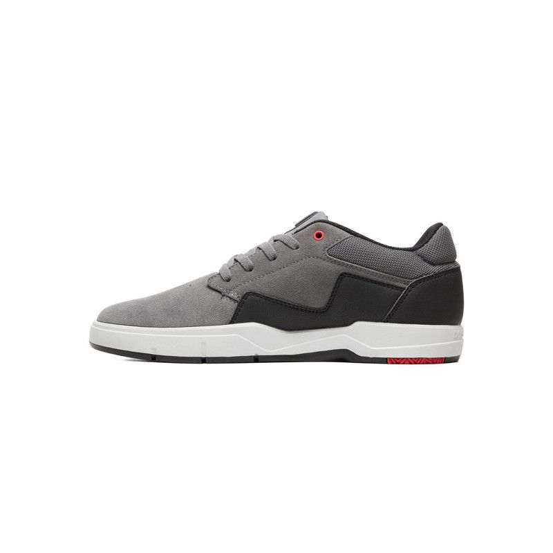 Zapatillas DC Shoes: BARKSDALE (GREY BLACK RED)