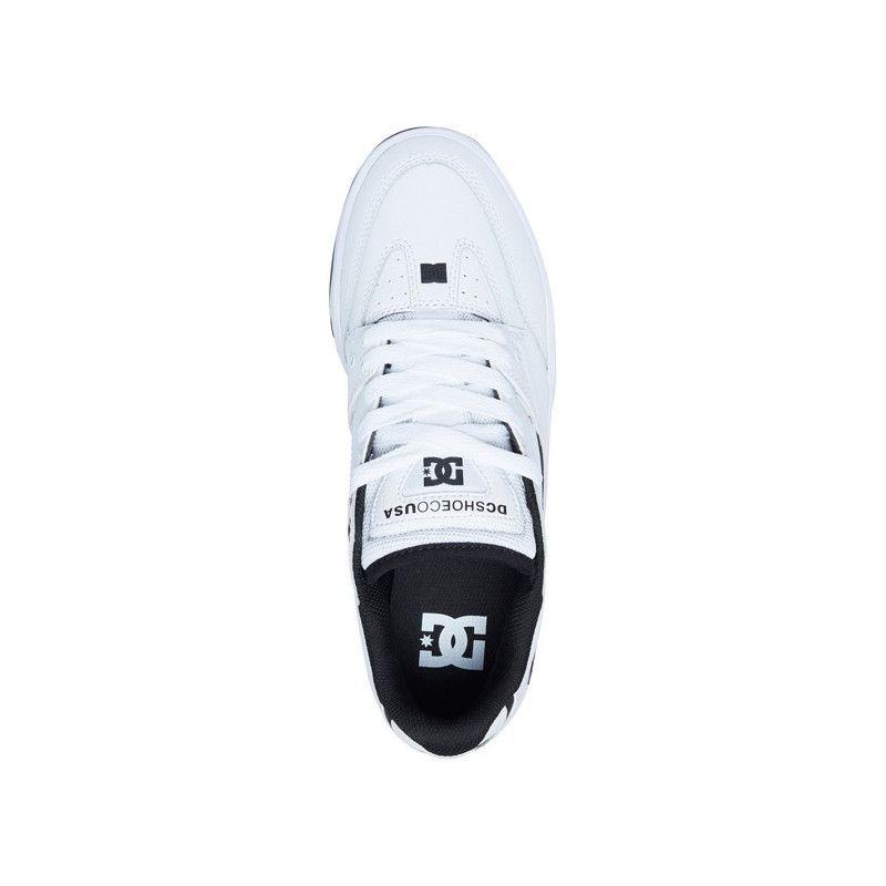 Zapatillas DC Shoes: MASWELL (WHITE BLACK)