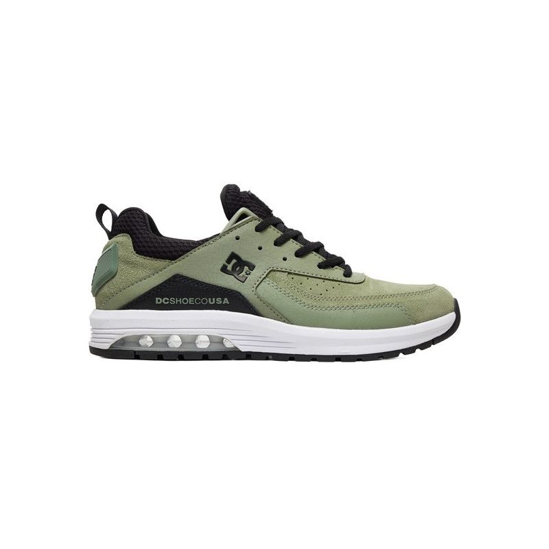 Zapatillas DC Shoes: VANDIUM (OIL GREEN)