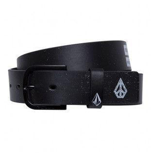 Cinturón Volcom: EMPTY PU BELT (Black Combo) Volcom - 1