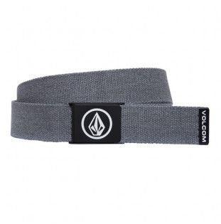 Cinturón Volcom: CIRCLE WEB (CHARCOAL HEATHER) Volcom - 1