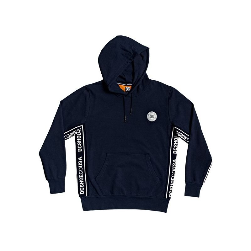 Sudadera DC Shoes: PRESNEN PH (BLACK IRIS)