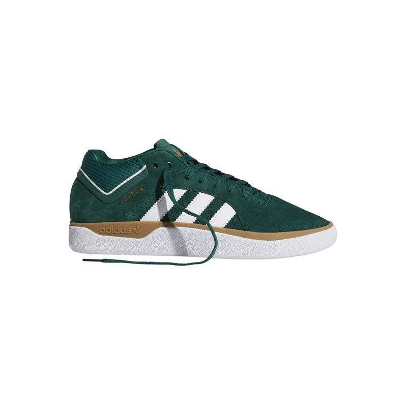 Zapatillas Adidas: TYSHAWN (VERDE UNIVERSITARIO)