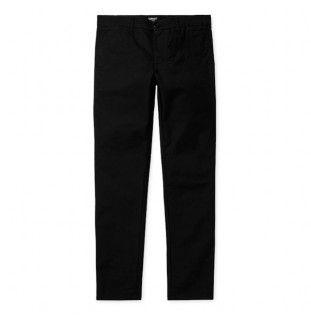Pantalón Carhartt: Sid Pant (Black)