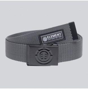 Cinturón Element: BEYOND BELT (CHARCOAL)