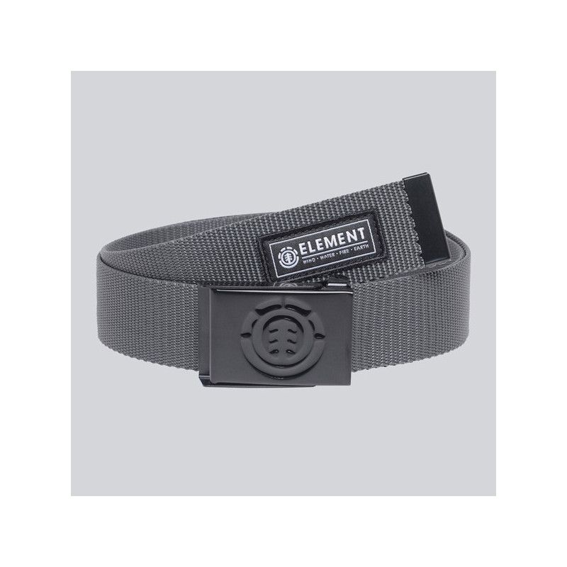 Cinturón Element: BEYOND BELT (CHARCOAL)