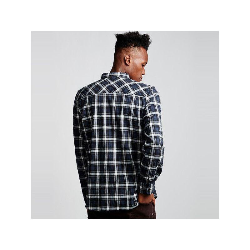 Camisa Element: LUMBER CLASSIC LS (BLACK)