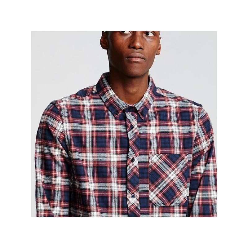 Camisa Element: LUMBER CLASSIC LS (PORT)