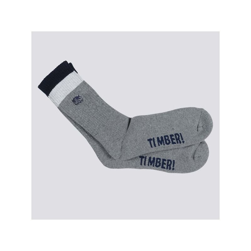 Calcetines Element: TIMBER SOCKS (GREY HEATHER)