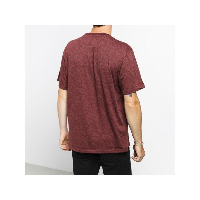 Camiseta Element: BASIC POCKET LABEL S (PORT HEATHER)
