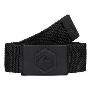 Cinturón Quiksilver: PRINCIPLE III (BLACK)