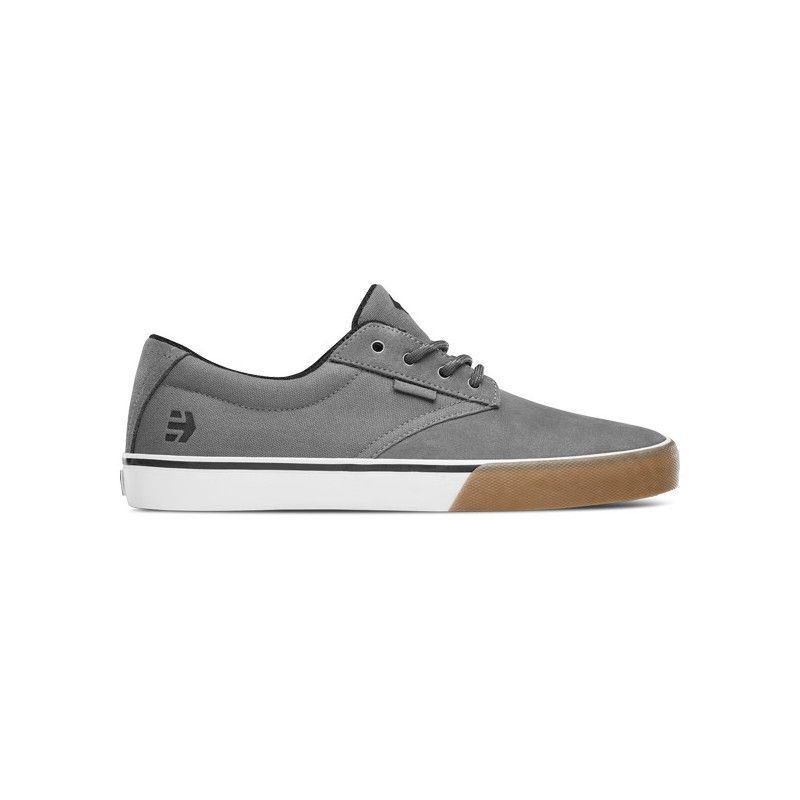 Zapatillas Etnies: JAMESON VULC (DARK GREY  WHITE GUM)