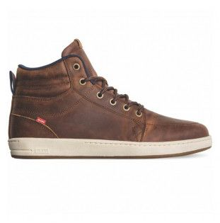 Botas Globe: GS Boot (Brown Leather)