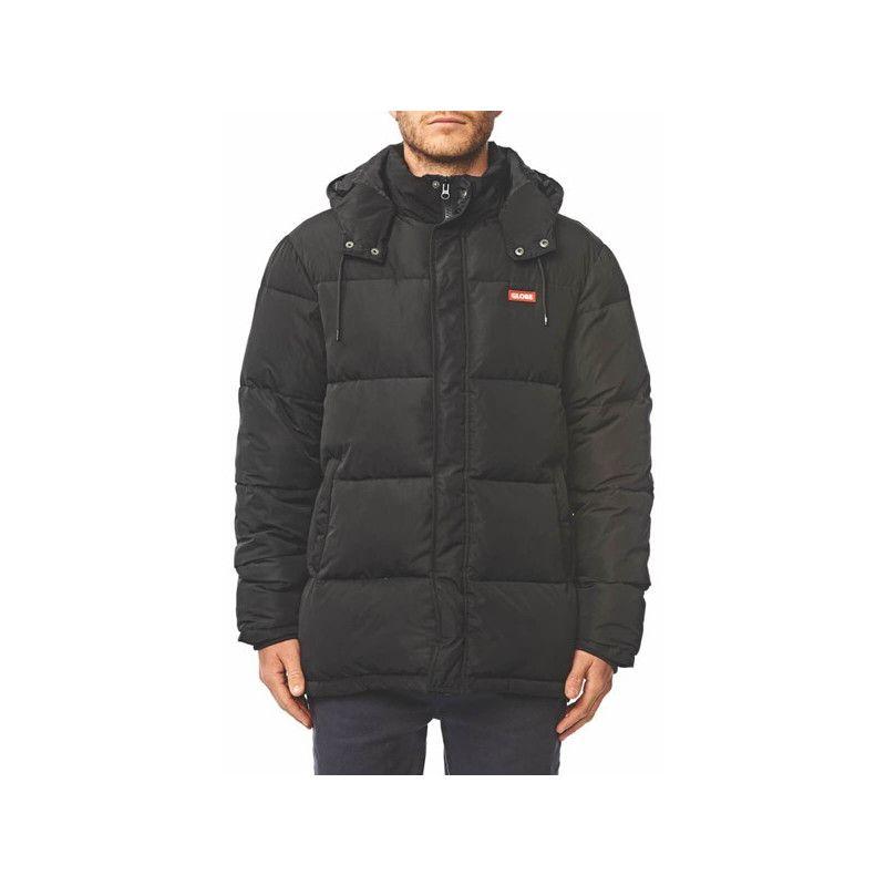 Chaqueta Globe: Ignite Puffer Jacket (Black)