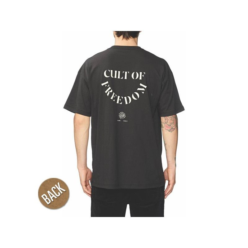 Camiseta Globe: Volume 2 Tee (Black)