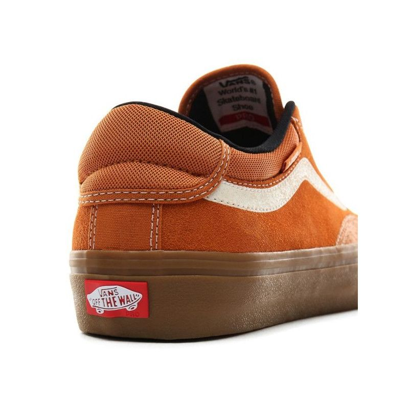 Zapatillas Vans: TNT ADVANCED PROTOTYPE (GM GLD OK TRE WHT)