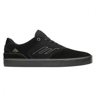 Zapatillas Emerica: THE REYNOLDS LOW VULC (BLACK OLIVE BLACK)