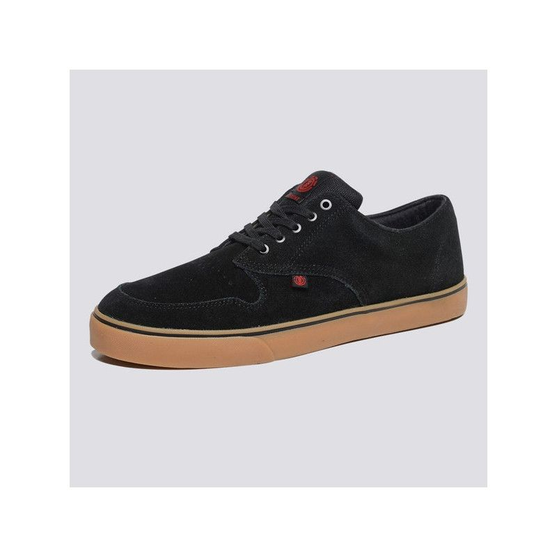 Zapatillas Element: TOPAZ C3 (BLACK GUM RED)