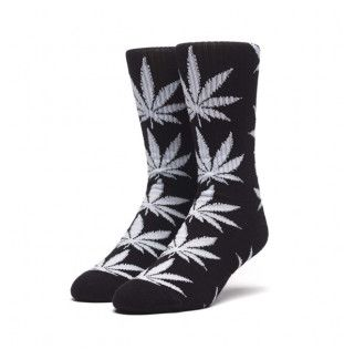 Calcetines HUF: PLANTLIFE SOCKS (BLACK)
