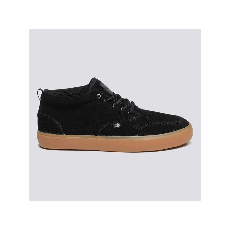 Botas Element: PRESTON 2 (BLACK GUM)