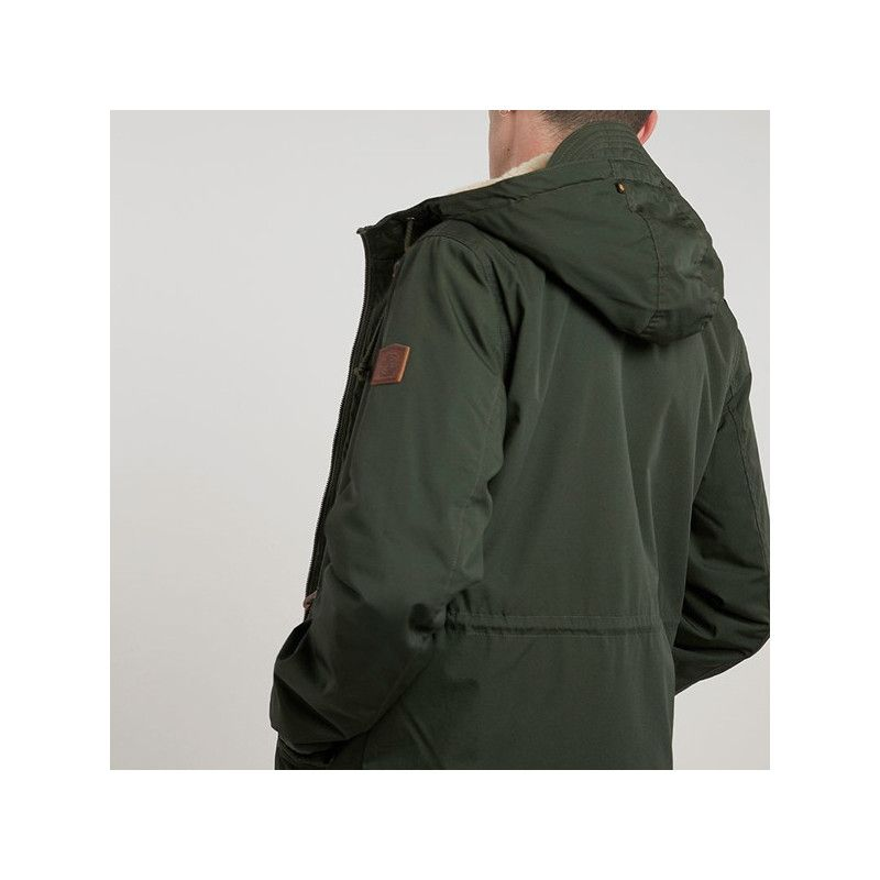 Chaqueta Element: STARK (OLIVE DRAB)