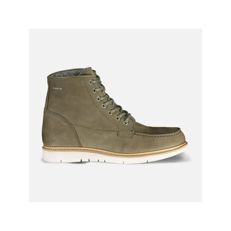 Botas Makia: Noux Boot (Green)