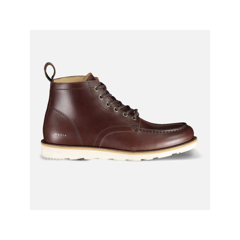 Botas Makia: Yard Boot (Brown)